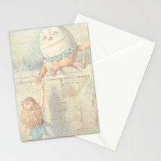Vintage Humpty Dumpty Stationery Cards