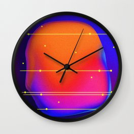 Tasty Candy Wall Clock