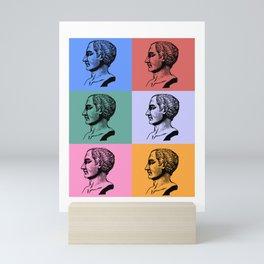 Julius Caesar Mini Art Print