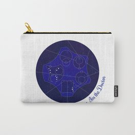 Trust Me, I'm The Doctor (Text) - Doctor Who Carry-All Pouch