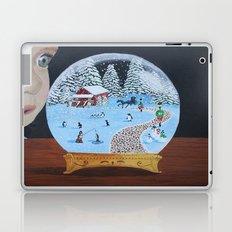 Snowglobe Laptop & iPad Skin