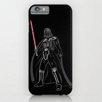 Font vader Slim Case iPhone 6s