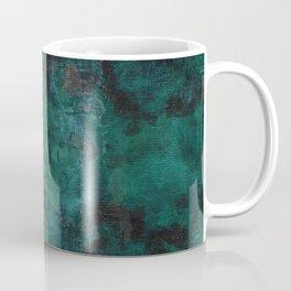 Deep Green Coffee Mug