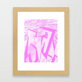 Smok.Shirt Framed Art Print
