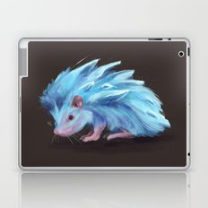 Ice Hedgehog Laptop & iPad Skin