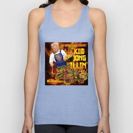Kim Jong Illin' Unisex Tank Top