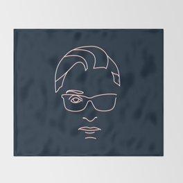 Ruth Bader Ginsburg Throw Blanket