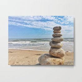 Montauk Adventures Metal Print