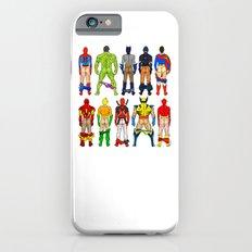 Superhero Butts Slim Case iPhone 6s