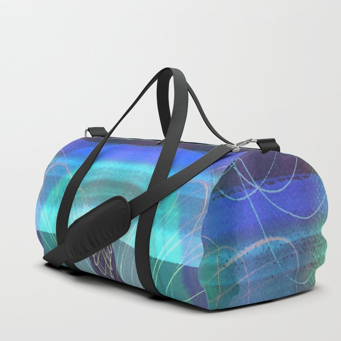 Symmetrical Nest 11 I - I Duffle Bag