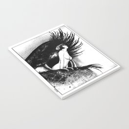 asc 602 - La spectatrice (Valentina at the gallery) Notebook