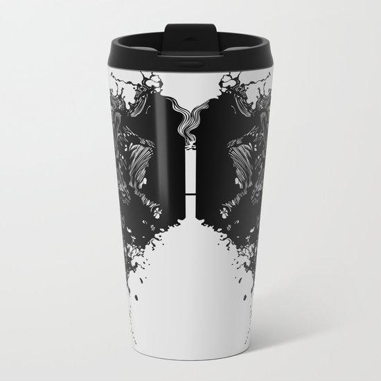 Tar Metal Travel Mug