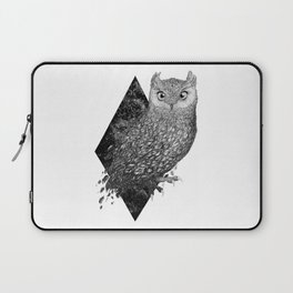 Cosmic Owl Laptop Sleeve