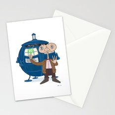 Dr. Who E.T. light Stationery Cards
