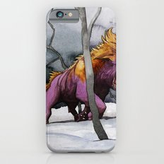BEAST AND BEAUTIFUL iPhone 6s Slim Case