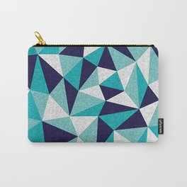 Painted Geos Carry-All Pouch