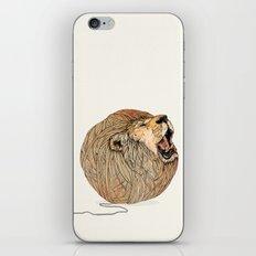 Unravel Me iPhone & iPod Skin