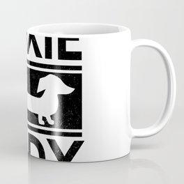 Doxie Lady Dachshund Coffee Mug