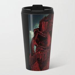 001#Klovvn Travel Mug