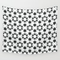 metallic Wall Tapestries featuring metallic by clemm