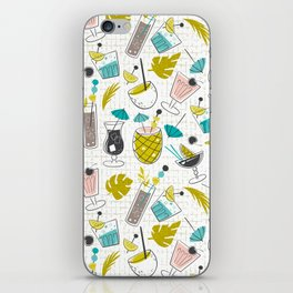 Cocktail Hour iPhone Skin