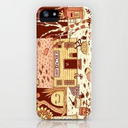 Eureka Factory iPhone Case