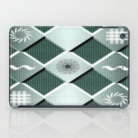 pyramid iPad Cases featuring Pyramid by MJ Mor