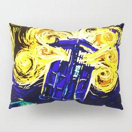 art tardis Pillow Sham