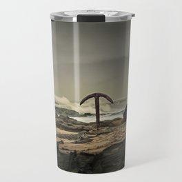 Anchor 3 - Wreck Beach Travel Mug