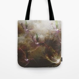 Dragon Flys Tote Bag