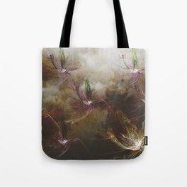 Dragon Flys Tote Bag
