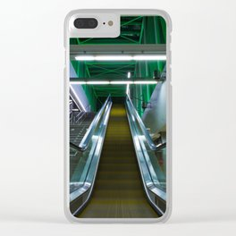 Upward Clear iPhone Case