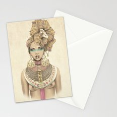 K of Clubs Stationery Cards