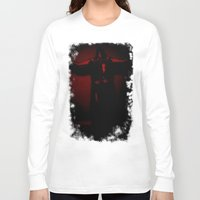 photograph Long Sleeve T-shirts featuring Photograph 3 by Mauricio De Fex