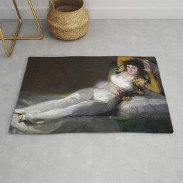 Francisco de Goya - The Clothed Maja Rug