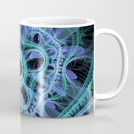 Grand Julian Blue 16 Coffee Mug