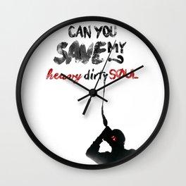 HeavyDirtySoul Wall Clock