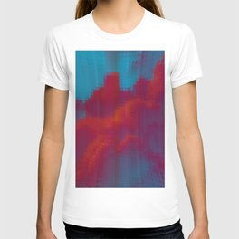 Digital Clouds MMXVIII T-shirt