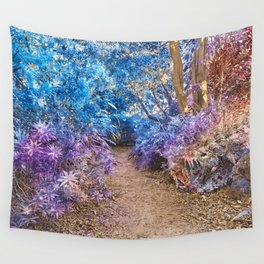Fairy Tale Trail Wall Tapestry