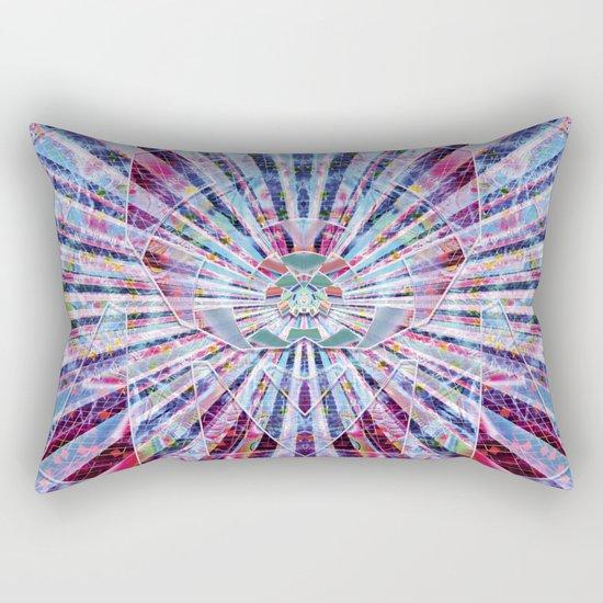 Electric Symphony Rectangular Pillow