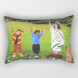 Beacons of Hope Rectangular Pillow