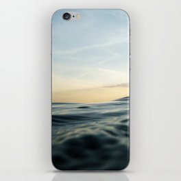 Velvet Sea iPhone Skin
