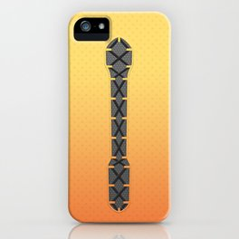 Tracer Cosplay Pants iPhone Case
