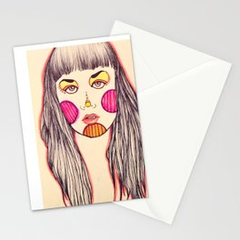 bubblegum Stationery Cards