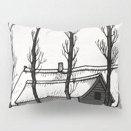 Julie de Graag - Winter Pillow Sham