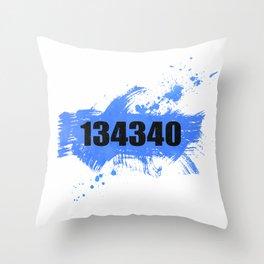 BTS 134340 (Pluto) Throw Pillow