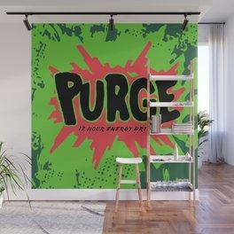 purge Wall Mural