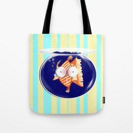 Fishy Tote Bag