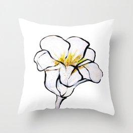 Blanco Throw Pillow