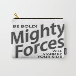 Mighty Forces Carry-All Pouch